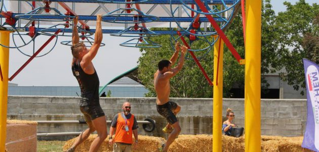 OCR (Obstacle Course Race)